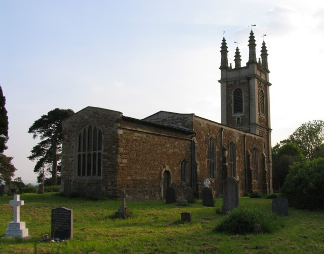 St Peter Gaulby