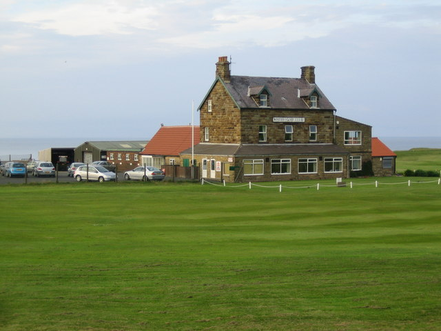 The Clubhouse of Whitby Golf Club