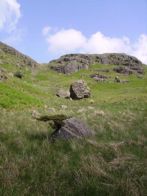 Under Buck Crag