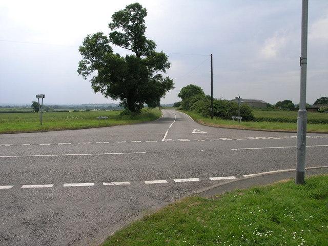 Road to Packington