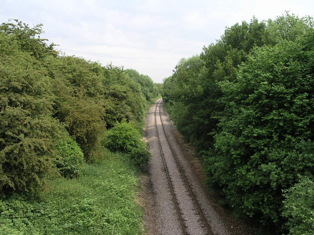 Railway to Coalville