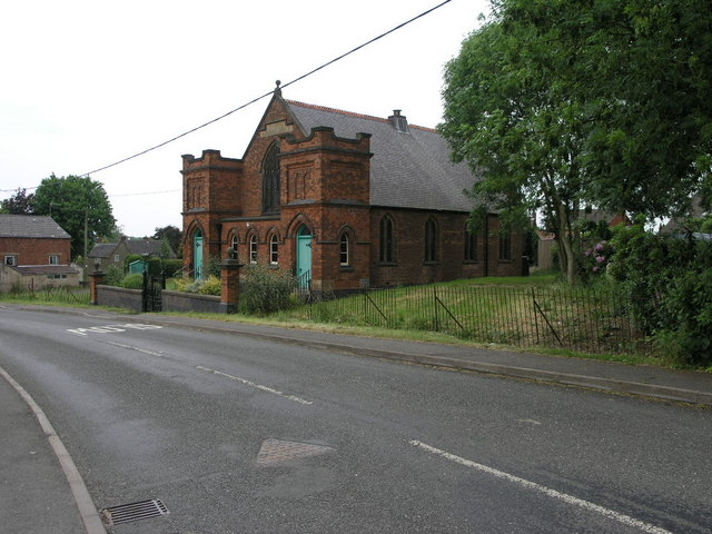 Primitive Methodist Church