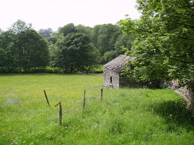 Barn near Ullthwaite Bridge