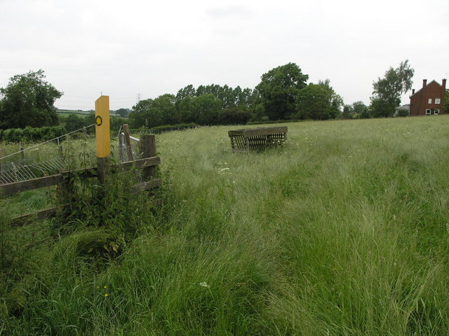 Footpath and Feeder