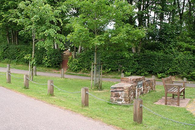 Stoodleigh: Stoodleigh Gate Cross