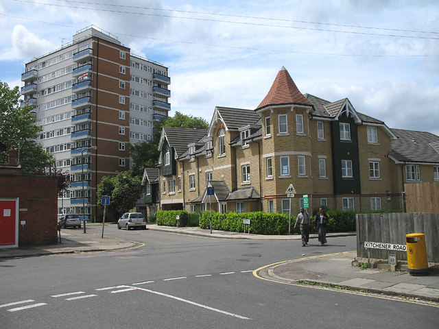 Ash Tree Court and Prospect Ring