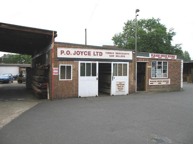 Joyce's Woodyard