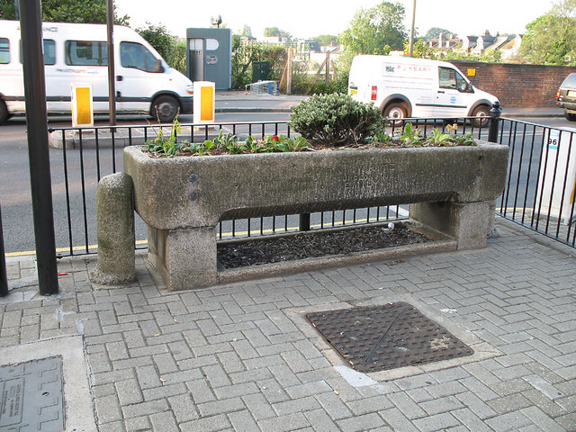 Cattle Trough - Finchley Central