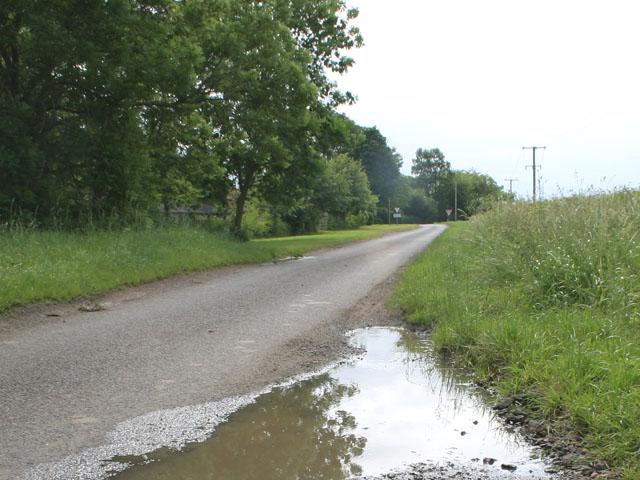 Stainton Lane near Scothern