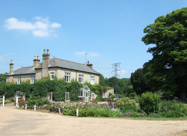 Coursers Farm Farmhouse