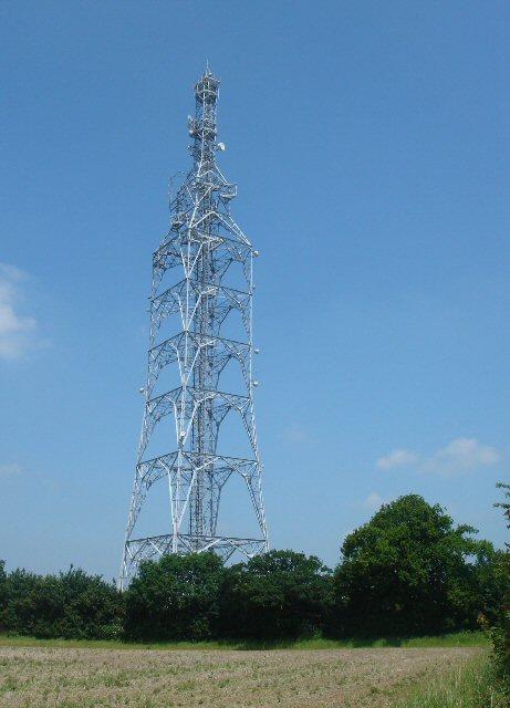 BT mast at Rookery Farm