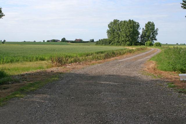 Farmland at Reasby Grange