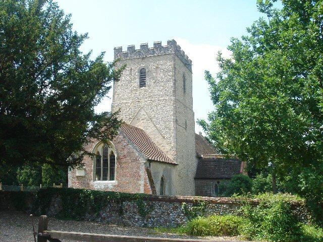 Ousden Church