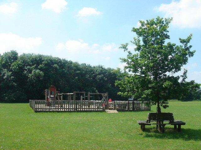 Ousden playing field