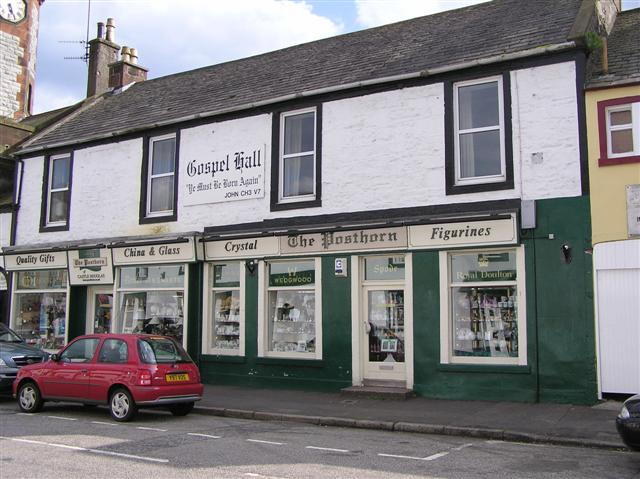 Gospel Hall, St Andrew Street, Castle Douglas