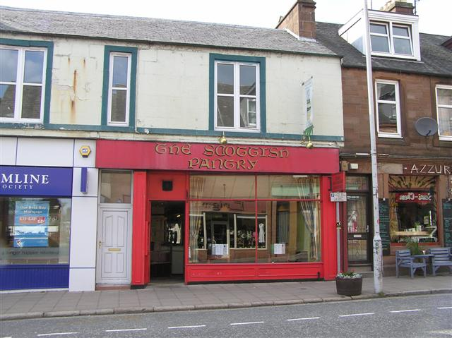 The Scottish Pantry, Castle Douglas