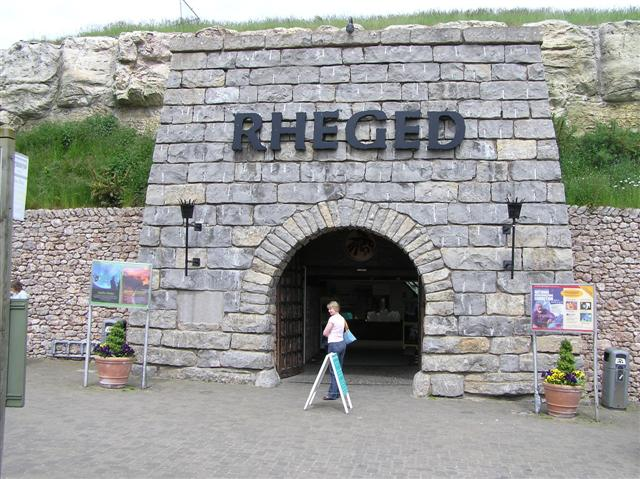 Rheged Visitor Centre