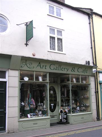 Art Gallery & Cafe, Hexham