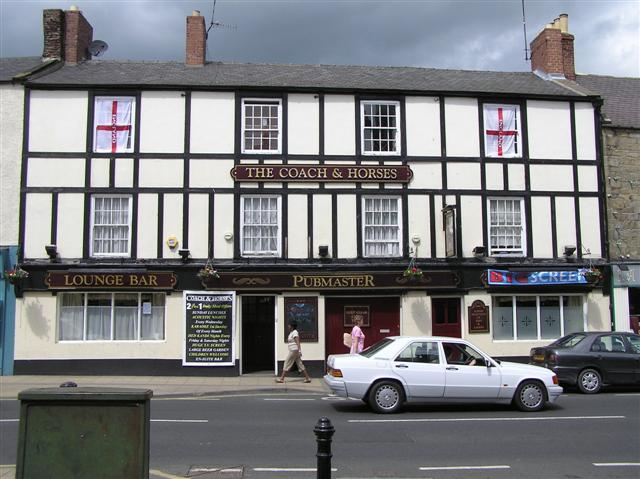 The Coach and Horses, Hexham