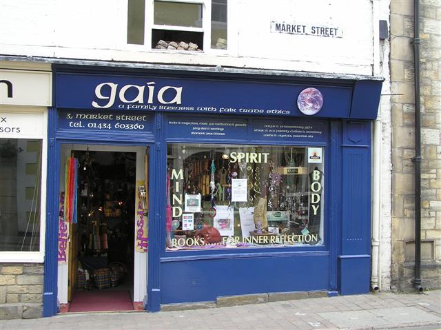Gaia, Hexham