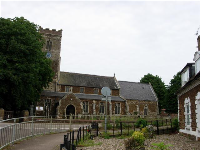 St Mary's church, Middleton