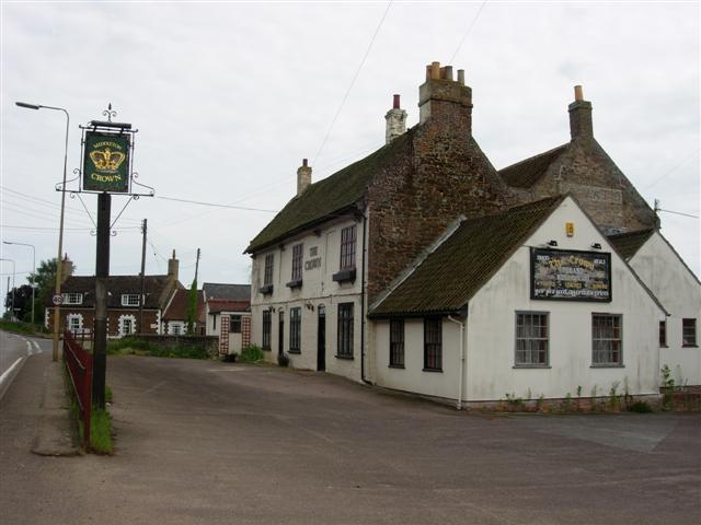 The Crown public house, Middleton