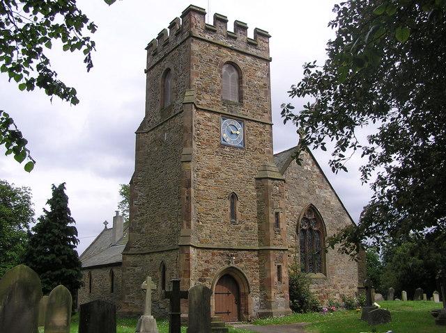 St.Peter's Church : Bishopton