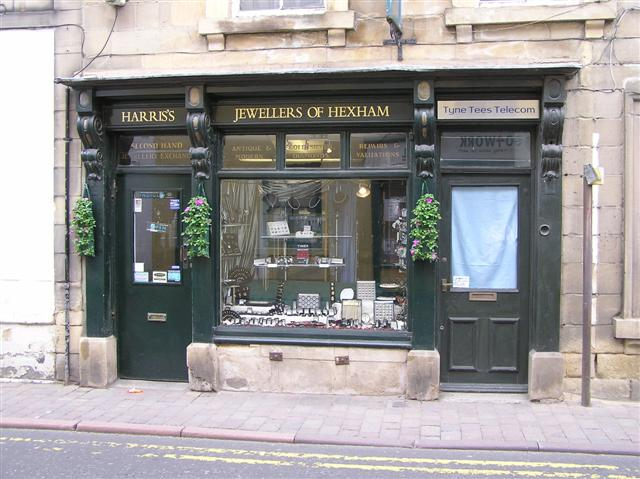 Harris's Jewellers of Hexham