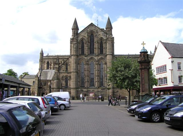 St Andrew's Parish Church, Hexham Abbey