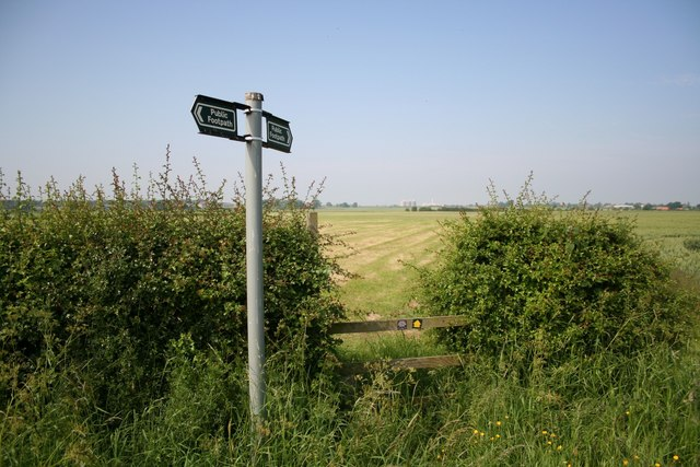 Tupholme to Bardney