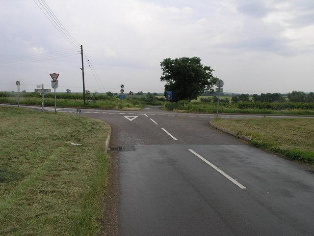 Route 6 Crossroads