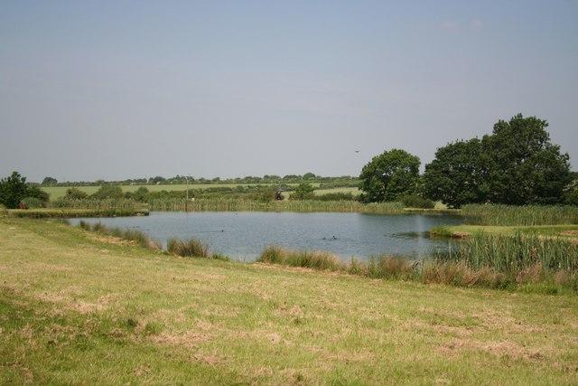 Lowthorpe Lake