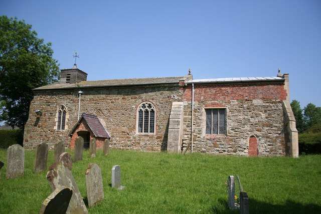 All Saints' church, Great Sturton