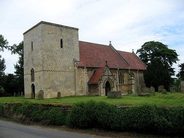 St Oswalds Parish Church, Hotham