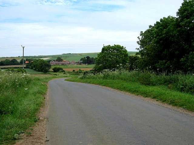 The Road to South Newbald