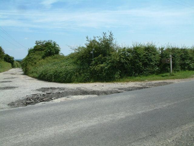 Byway, Wiltshire