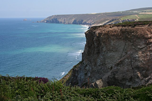 View North from the Clifftop