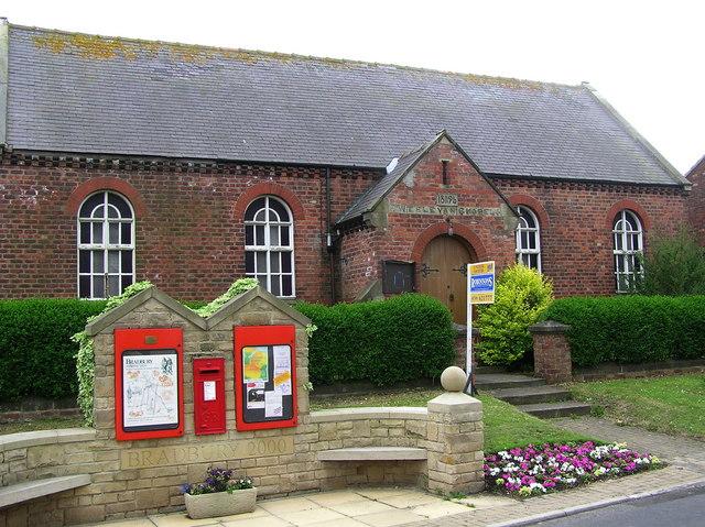 Bradbury Wesleyan  Chapel