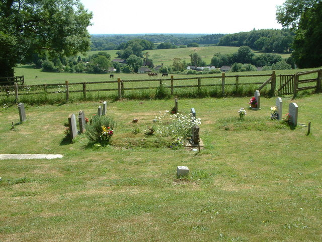 Cemetery, St Leonards, Whitsbury