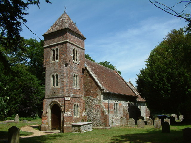 St. Leonard's Church, Whitsbury