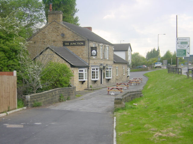 The Junction Inn, Brampton