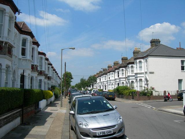 Wroughton Road SW11