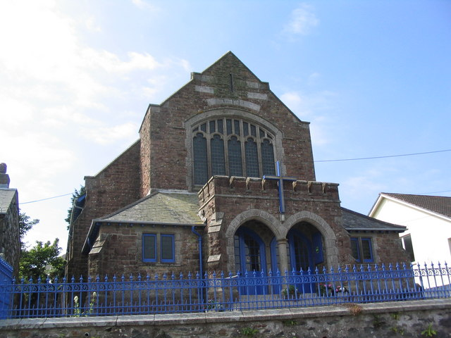 Methodist Church, St Keverne