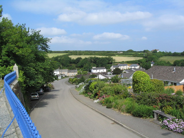 Laddenvean from St Keverne