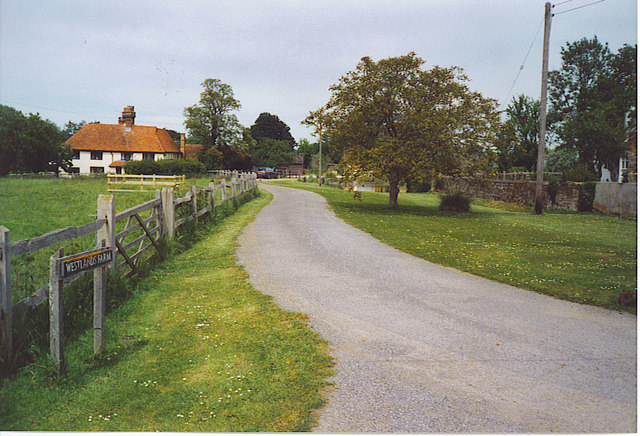 Westlands Farm, Adversane.
