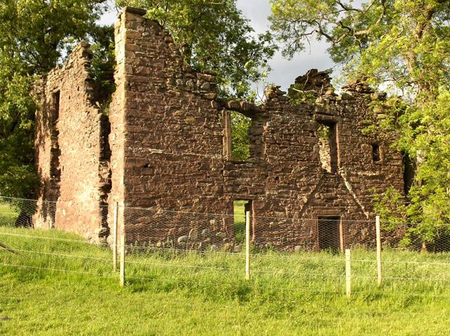 Arnhall Castle