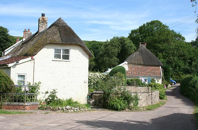 Luppitt: Pilgrims Cottage