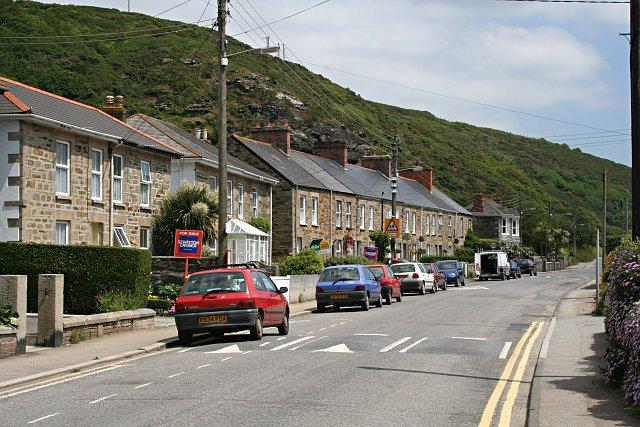 Terraced Houses, Portreath
