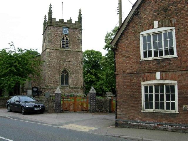 Sharnford Church
