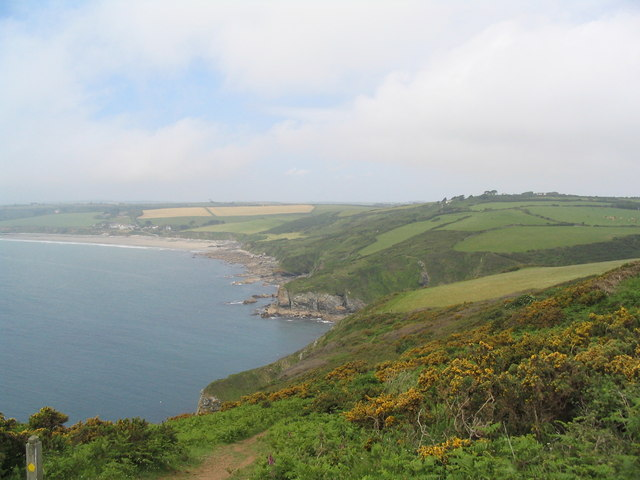 South West Coast Path, Nare Head